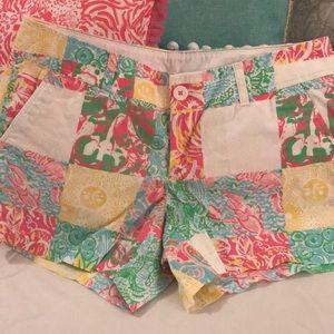 """Lilly Pulitzer Callahan Shorts 5""""inseam"""